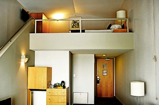 Mount Wellington, นิวซีแลนด์: Loft-like studio