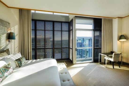 Sofitel Auckland Viaduct Harbour : Luxury Atrium View Room