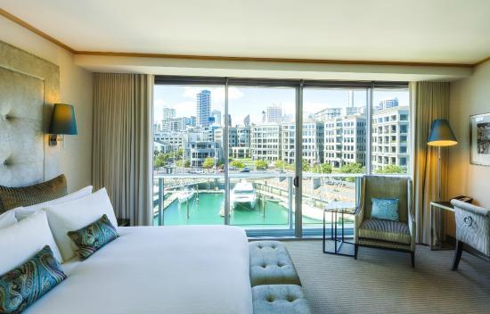 Sofitel Auckland Viaduct Harbour : Luxury Marina View Room