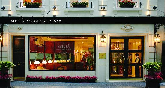 Melia Recoleta Plaza, Hotels in Buenos Aires