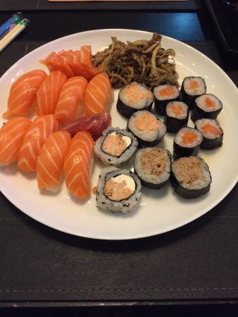 Haru Sushi & Temakis