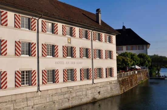 Swiss Quality an der Aare: Hotel an der Aare, Solothurn