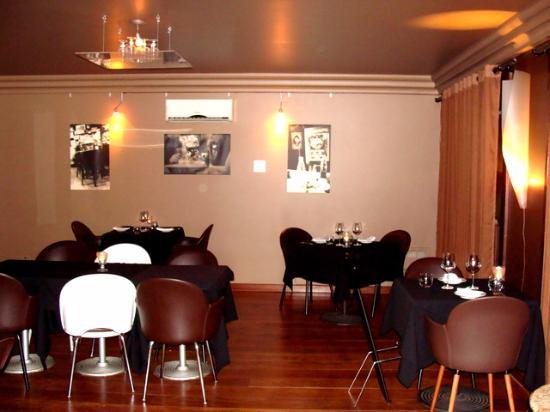 Bistrô Duchamp : interno