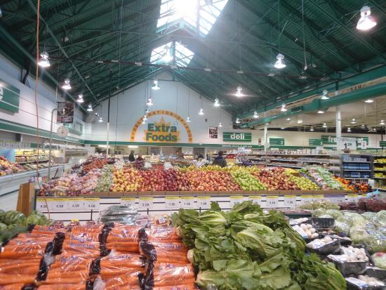 Creston, Kanada: Extra Food Store
