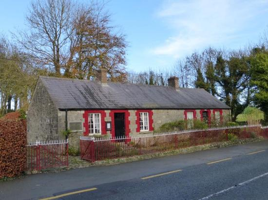 Slane, Ireland: Early 1900s Duplex, Poet Francis Ledwidge and his family lived in one side.