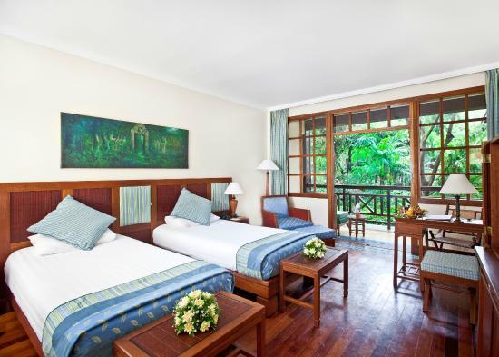 Victoria Angkor Resort & Spa: Vak Delux Twin Room Crop