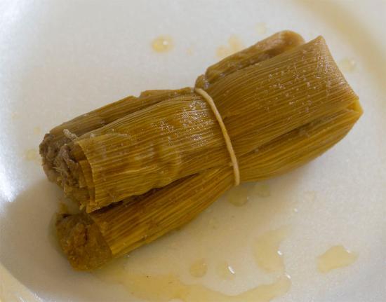 Rosedale, MS: Hot tamales