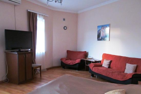 Heghnar hotel: Гостиница «Эгнар»