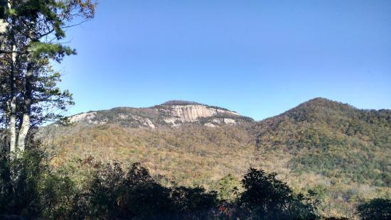 Pickens, Carolina del Sud: Table Rock Sunrise