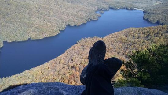 Pickens, Carolina del Sud: Living on the edge!