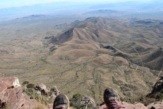 south rim trail picture of chisos basin campground big bend rh tripadvisor in
