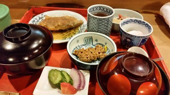 Japanese Cuisine Minemura