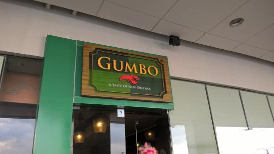 Gumbo a Taste
