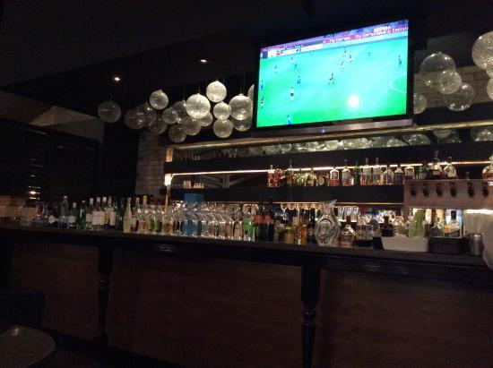 La Torrada: The Bar.