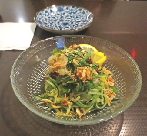 Temaki Sushi: Crab Salad