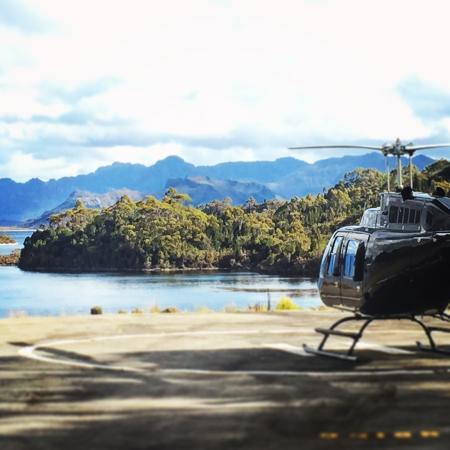 Strathgordon, Australië: Views from the hotel over Lake Pedder