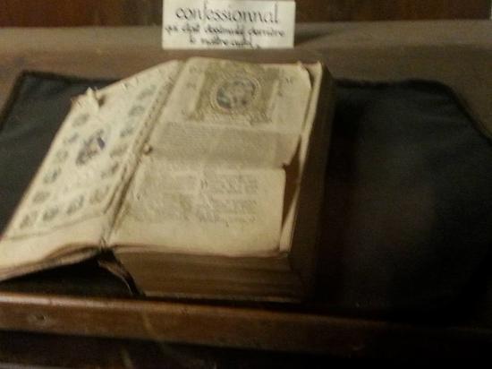 an old bible picture of basilique d ars ars sur formans tripadvisor