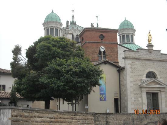 the basilica de ars picture of basilique d ars ars sur formans