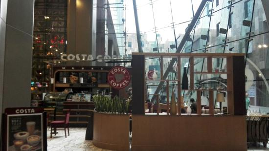 ‪COSTA COFFEE(PingAn JinRong Center)‬