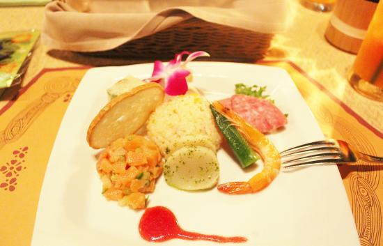 ポリネシアン テラス レストラン