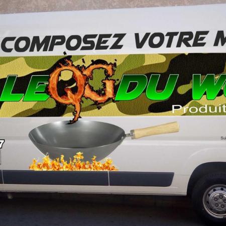 Le QG du Wok