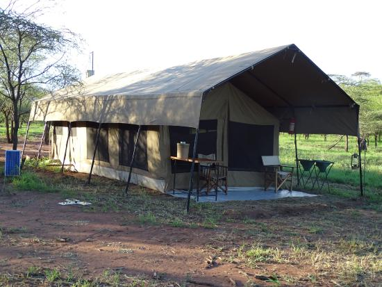 Kati Kati Tented C& Tent number 8 - very large tent with sitting area  sc 1 st  TripAdvisor & Tent number 8 - very large tent with sitting area - Picture of ...