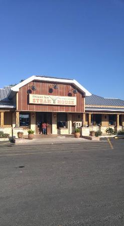 Hondo, TX: eat here!!