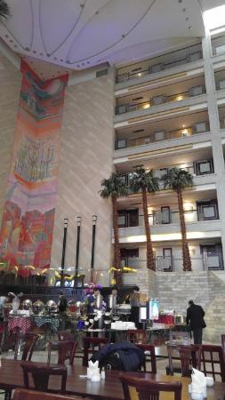 Xizhou Garden Hotel : 早餐位置