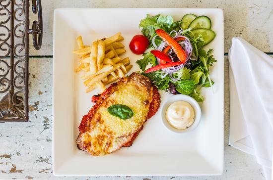 Pennant Hills, Australien: Chicken Parmigiana