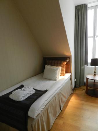 Bara, Swedia: sovrum i svit