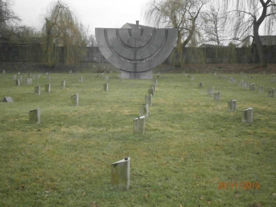 Symbol Picture Of The Jewish Cemetery Terezin Tripadvisor