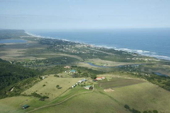 The Wild Farm Backpakers: Aerial View of farm