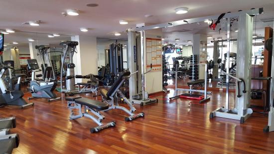 Foto de sheraton salta hotel salta gimnasio tripadvisor for Gimnasio lee