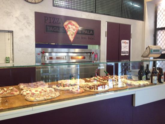 pizzeria al taglio dai brai butei verona restaurant