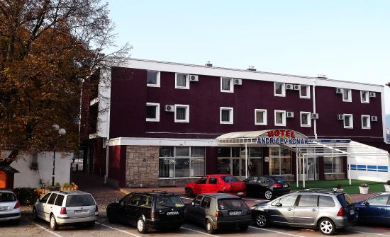 Hotel Andricev Konak