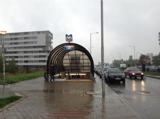 Mladost: Станция метро