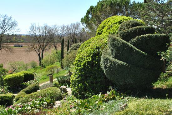 Picture of jardin zen d 39 erik borja beaumont monteux tripadvisor for Jardin zen drome