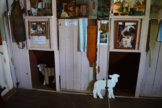 Mid State Shearing Shed Museum: Mid State Shearers Shed