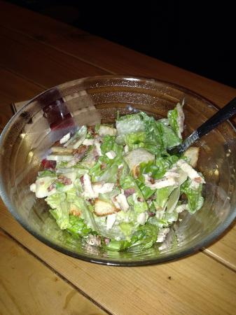 Quzhou, Kina: Caesar Salad