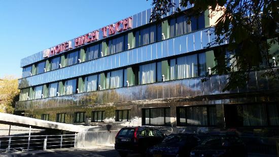 Petit Palace Arturo Soria: Alguna fotos del hotel