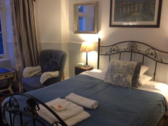 Bonnicott House: Bedroom