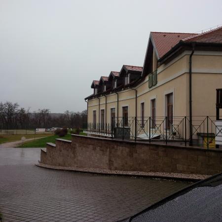 Rokycany, Repubblica Ceca: Hotel view