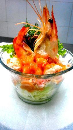 AIDA Seafood Restaurant