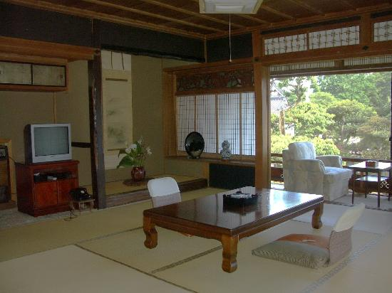 Misato-cho, Japan: 客室