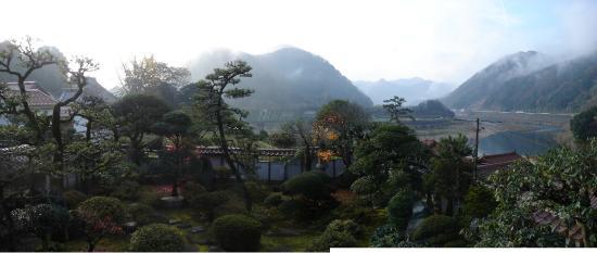 美郷町, 島根県, 客室からの眺め
