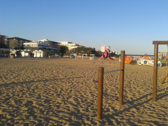 Villaggio Sole B: spiaggia