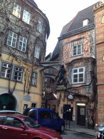 Hotel Post: Вид, рядом с отелем.