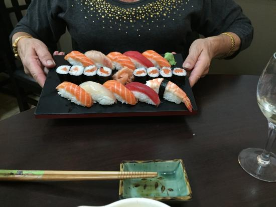 Oishii : Great food!