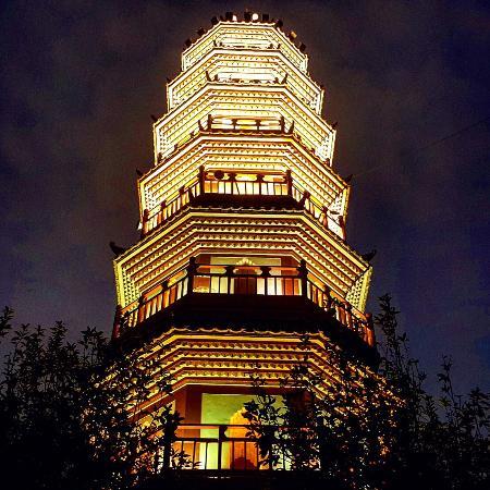 Zhongshan Fufeng Wen Tower: IMG_20151201_190855_large.jpg