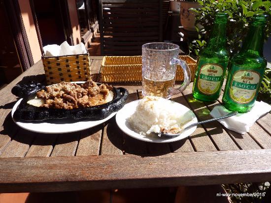 Fansipan Restaurant: Eén van de gangen van het keuzemenu set 1